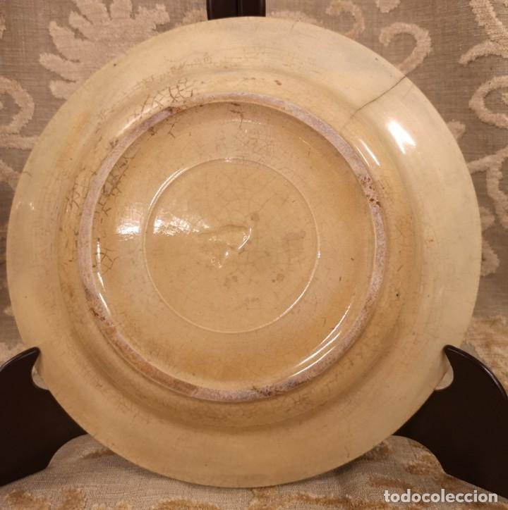 Antigüedades: Pareja Platos Chinescos Antiguos - Foto 4 - 199657285