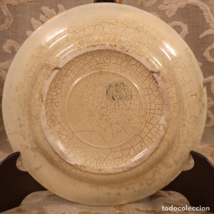 Antigüedades: Pareja Platos Chinescos Antiguos - Foto 6 - 199657285