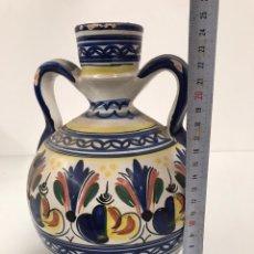 Antigüedades: JARRÓN DE TALAVERA. Lote 199667991