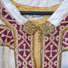 Antigüedades: ANTIGUA CAPA PLUVIAL. Lote 199688826