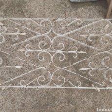 Antigüedades: MESA ANTIGUA HIERRO. Lote 199714848