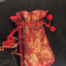 Antiquités: ANTIGUA BOLSA O BOLSO TEJIDO. Lote 199740167