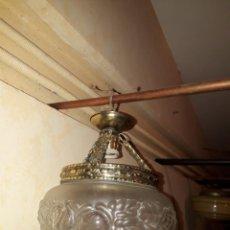 Oggetti Antichi: LAMPARA PRIMER TERCIO SIGLO XX. Lote 199746297