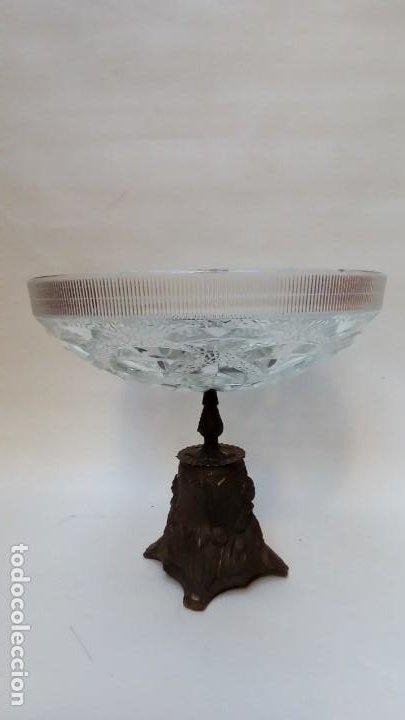 Antigüedades: centro de mesa art deco- - Foto 2 - 199762270