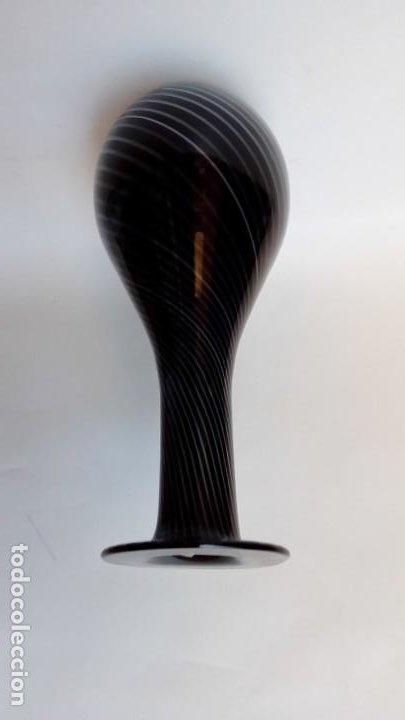Antigüedades: jarron de diseño -MURANO- - Foto 3 - 199764207