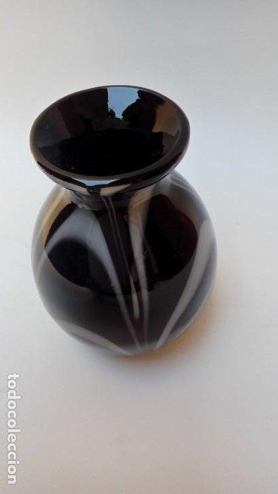 JARRON AÑOS 70 (Antigüedades - Cristal y Vidrio - Murano)