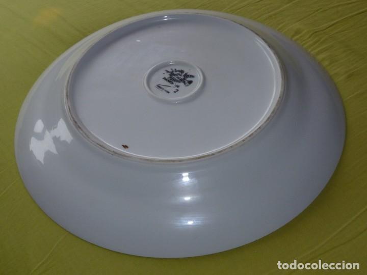 Antigüedades: Precioso plato Piero Fornasetti serie Panoplie porcelana Milán Italia Mid Century original años 50 - Foto 10 - 199819446