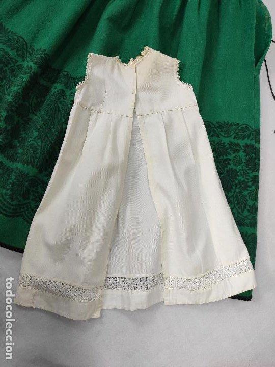 Antigüedades: Antiguo vestido de niño - Foto 5 - 199846453