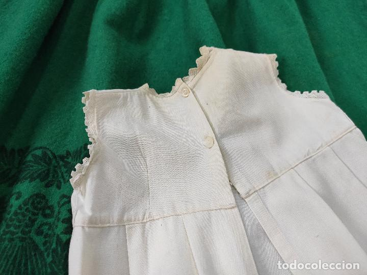 Antigüedades: Antiguo vestido de niño - Foto 6 - 199846453