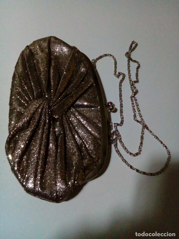 Antigüedades: bonito bolso cartera de mano - Foto 2 - 199890795