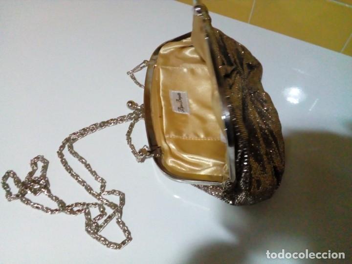 Antigüedades: bonito bolso cartera de mano - Foto 4 - 199890795