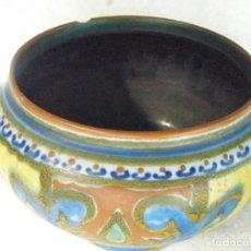 Antigüedades: JARRON HOLANDES GOUDA. Lote 199907460