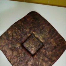 Antigüedades: BONITA BANDEJA CENTRO DE MESA. Lote 199945391