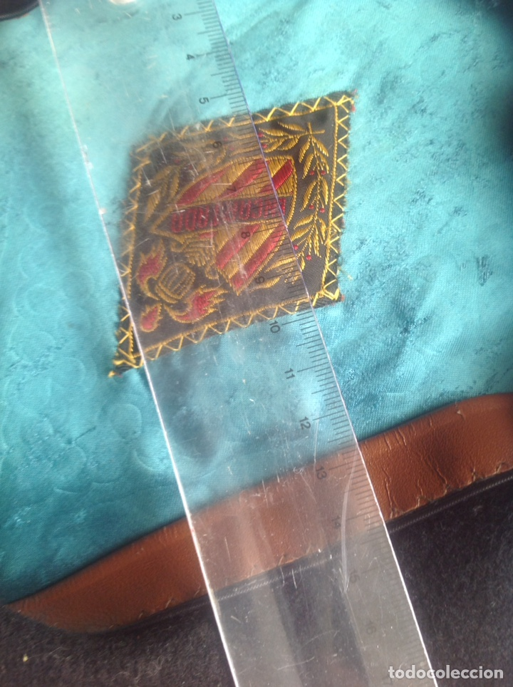 Antigüedades: ANTIGUA BOINA MARCA LA ENCANTADA - Foto 9 - 142702490