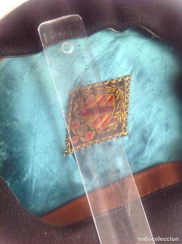 Antigüedades: ANTIGUA BOINA MARCA LA ENCANTADA - Foto 10 - 142702490