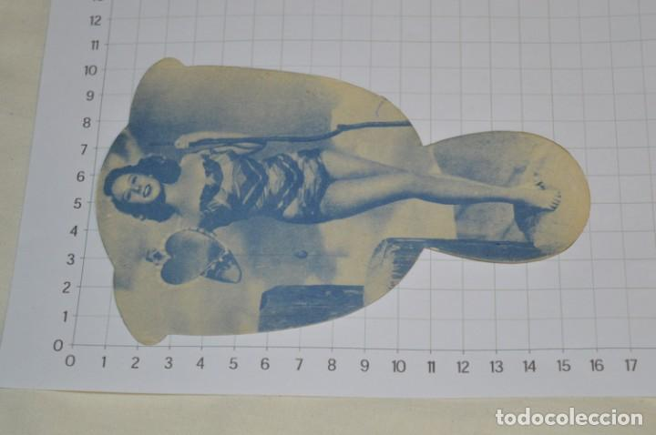 Antigüedades: Colección antigua / Modelos diferentes - 7 PAI PAI / Reverso con publicidad ¡Mira fotos/detalles! - Foto 13 - 200058835