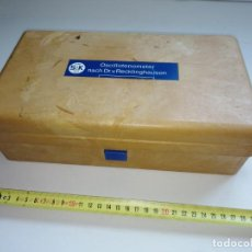 Antigüedades: TENSIOMETRO ANTIGUO CON ESTETOSCOPIO. Lote 200063582