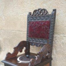 Antiquités: ANTIGUO URINARIO DEFECADOR.. Lote 200070602
