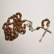 Antigüedades: ANTIGUO ROSARIO RELIGIOSO . Lote 200084905
