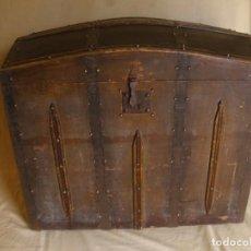 Antigüedades: BAUL SS XVIII. Lote 200093490