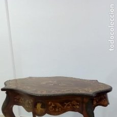 Antigüedades: MESA DESPACHO O AUXILIAR. Lote 200098538