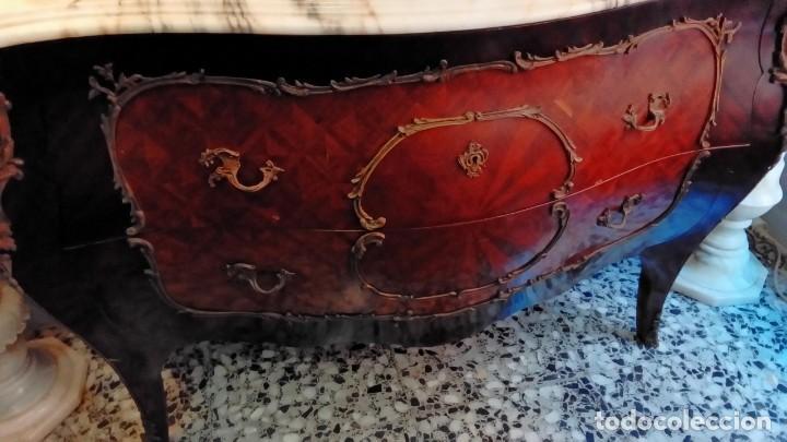 Antigüedades: comoda LUIS XV - Foto 4 - 200111588