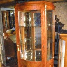 Antigüedades: VITRINA LUIS XV . Lote 200112973