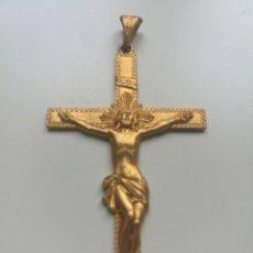 Antigüedades: CRUCIFIJO. Lote 200115961
