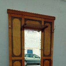 Antigüedades: MUEBLE DE ENTRADA-BENGALERO-. Lote 200117977