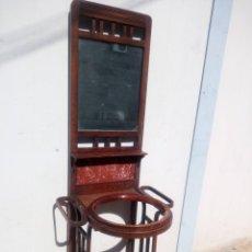 Antigüedades: LAVATORIO -PALANGANERO THONET-. Lote 200157470
