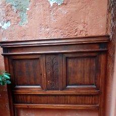 Antigüedades: CAMA DE 1 CUERPO-. Lote 218208666