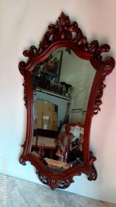 Antigüedades: consola LUIS XV con espejo- - Foto 2 - 200161338
