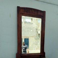 Antigüedades: MUEBLE MODERNISTA-. Lote 200164168