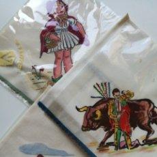 Antigüedades: PAÑUELOS PRECIO UNIDAD. Lote 200168398
