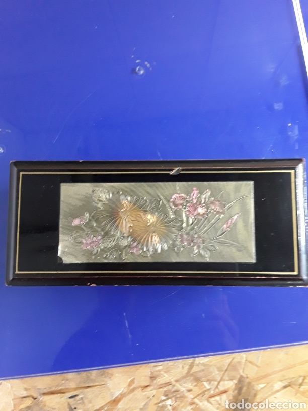 Antigüedades: Caja joyero musical - Foto 3 - 200199218