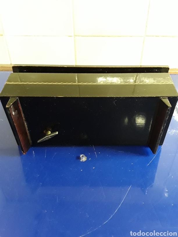 Antigüedades: Caja joyero musical - Foto 4 - 200199218