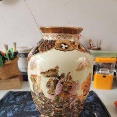 Antigüedades: ANTIGUO JARRÓN DE PORCELANA CHINÁ . Lote 200242787