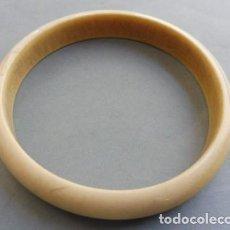 Antiguidades: ANTIGUA PULSERA DE MARFIL PPIO. S.XX. Lote 200274821