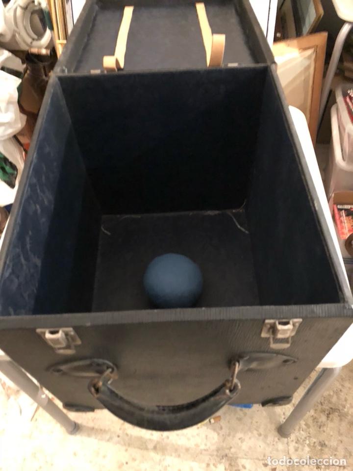Antigüedades: Precioso baúl o caja antigua años 20 - Foto 2 - 200295891