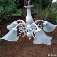 Antigüedades: LAMPARA. Lote 200191060
