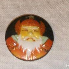 Antigüedades: ~~~~ TOSHIKANE PORCELANA POLICROMADA, JAPON, IDEAL PARA MONTAR EN JOYA, ANILLO, COLGANTE, ....~~~~. Lote 200543641