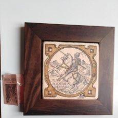 Antigüedades: SOCARRATS VALENCIANO. Lote 200598088