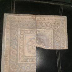 Antigüedades: APLIQUE DE BARRO. SIGLO XIX. Lote 200740832