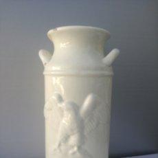 Antigüedades: ANTIGUO PARAGUERRO PORCELANA ESMALTADA. Lote 200742208