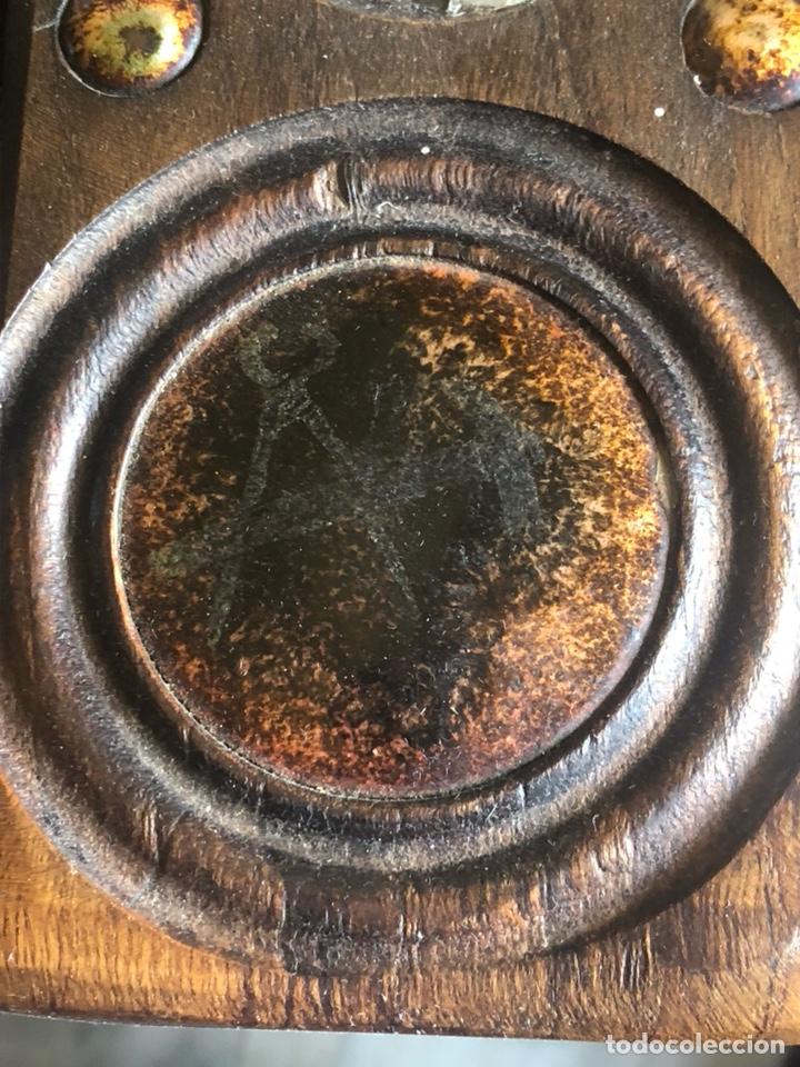 Antigüedades: Antigua cruz de madera para restaurar - Foto 6 - 200812662