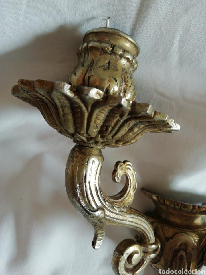 Antigüedades: Aplique de bronce - Foto 5 - 200813420