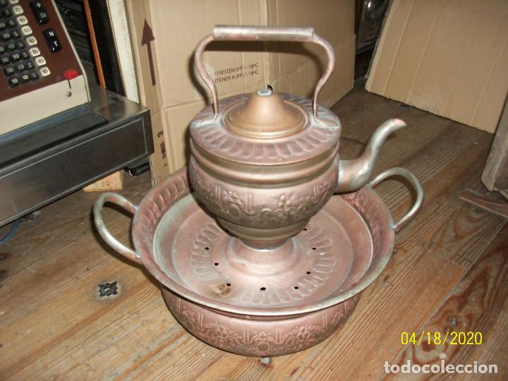TETERA ARABE (Antigüedades - Técnicas - Rústicas - Utensilios del Hogar)