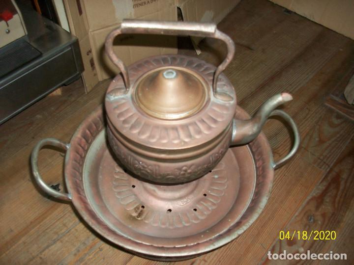 Antigüedades: TETERA ARABE - Foto 2 - 200814636
