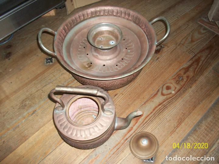 Antigüedades: TETERA ARABE - Foto 3 - 200814636