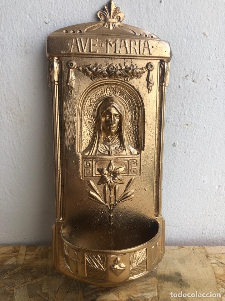 BENDITERA (Antigüedades - Religiosas - Benditeras)